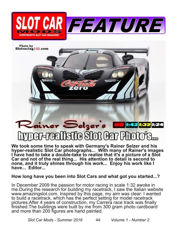 Huttonville slot car show 2018